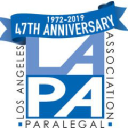 Los Angeles Paralegal Association